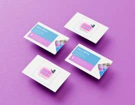 Nro 153 kilpailuun business card design for nails gene käyttäjältä ukhrakib