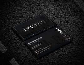 Nro 142 kilpailuun business card design for nails gene käyttäjältä anowarulbd