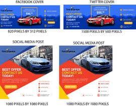 Nro 79 kilpailuun Social Media Creatives käyttäjältä kjriad