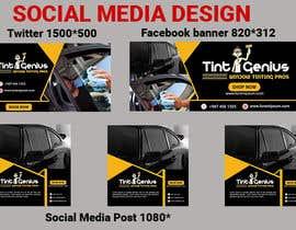 Nro 41 kilpailuun Social Media Creatives käyttäjältä mushapramanik
