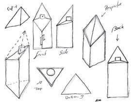 #31 для Draw a custom bottle design for a new perfume line collection от LuisAntola
