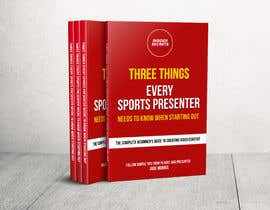 Nro 61 kilpailuun Design Cover for Slim Book - Free guide for beginner sports presenters käyttäjältä auafzal