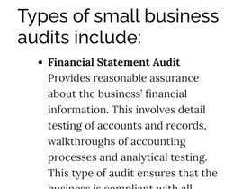 #5 cho Audit my small business bởi Ataurrahman5510