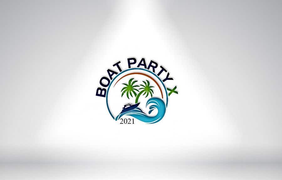 Kilpailutyö #                                        138                                      kilpailussa                                         BoatParty X Logo Design