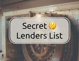 #4 untuk Build me a Secret Lenders List oleh sshirmanov