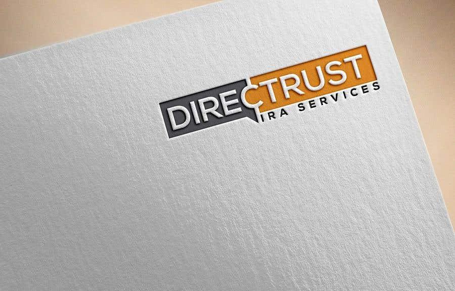 Penyertaan Peraduan #                                        136                                      untuk                                         Directrust Logo Contest