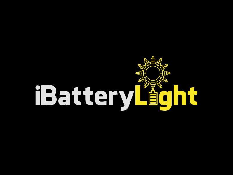 Konkurrenceindlæg #82 for iBatteryLight Logo