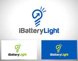 #103 for iBatteryLight Logo af zakariaelqorachi