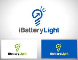 Nro 103 kilpailuun iBatteryLight Logo käyttäjältä zakariaelqorachi