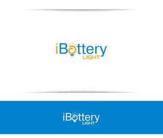 #105 for iBatteryLight Logo af thelionstuidos