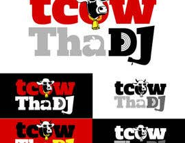 "#35 for DJ Design - ""tcow Tha DJ"" by robertlopezjr"