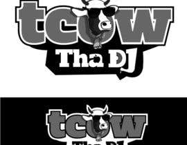 "#155 for DJ Design - ""tcow Tha DJ"" by robertlopezjr"