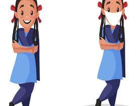 #99 untuk Characters for school ( animation ) oleh sandeign