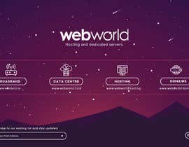 #135 for Creative landing page for hosting company by stylishwork