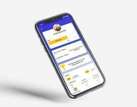 Nro 11 kilpailuun iPhone App Screen Design for GoalPrize Dashboard: UI UX design käyttäjältä Skylarfox