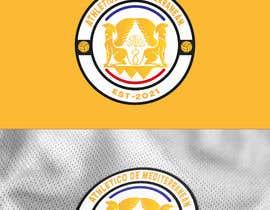 #45 for Design a badge for a new football club af mohamedghida3