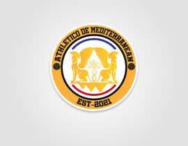 #67 for Design a badge for a new football club af mohamedghida3
