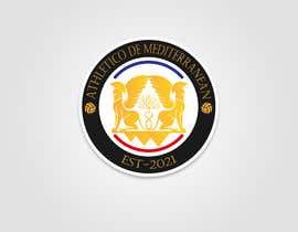 #74 for Design a badge for a new football club af mohamedghida3
