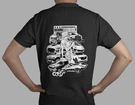Nro 35 kilpailuun Create a design for tshirt käyttäjältä asprse
