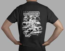 Nro 43 kilpailuun Create a design for tshirt käyttäjältä asprse