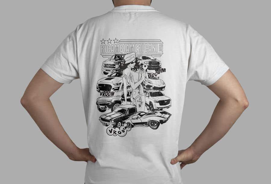 Penyertaan Peraduan #                                        44                                      untuk                                         Create a design for tshirt