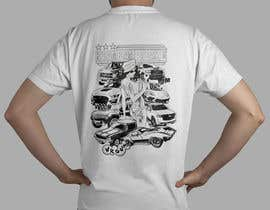 Nro 44 kilpailuun Create a design for tshirt käyttäjältä asprse