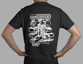 Nro 49 kilpailuun Create a design for tshirt käyttäjältä asprse