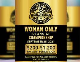 #11 for Women's Jiu-Jitsu Event Flyer Virginia and Maryland by Kawser1234