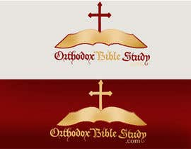 #164 για Logo Design for OrthodoxBibleStudy.com από jhilly