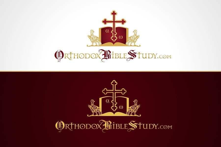 Конкурсная заявка №130 для Logo Design for OrthodoxBibleStudy.com