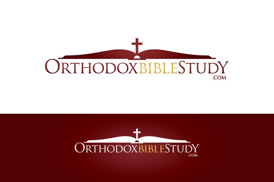 Конкурсная заявка №121 для Logo Design for OrthodoxBibleStudy.com