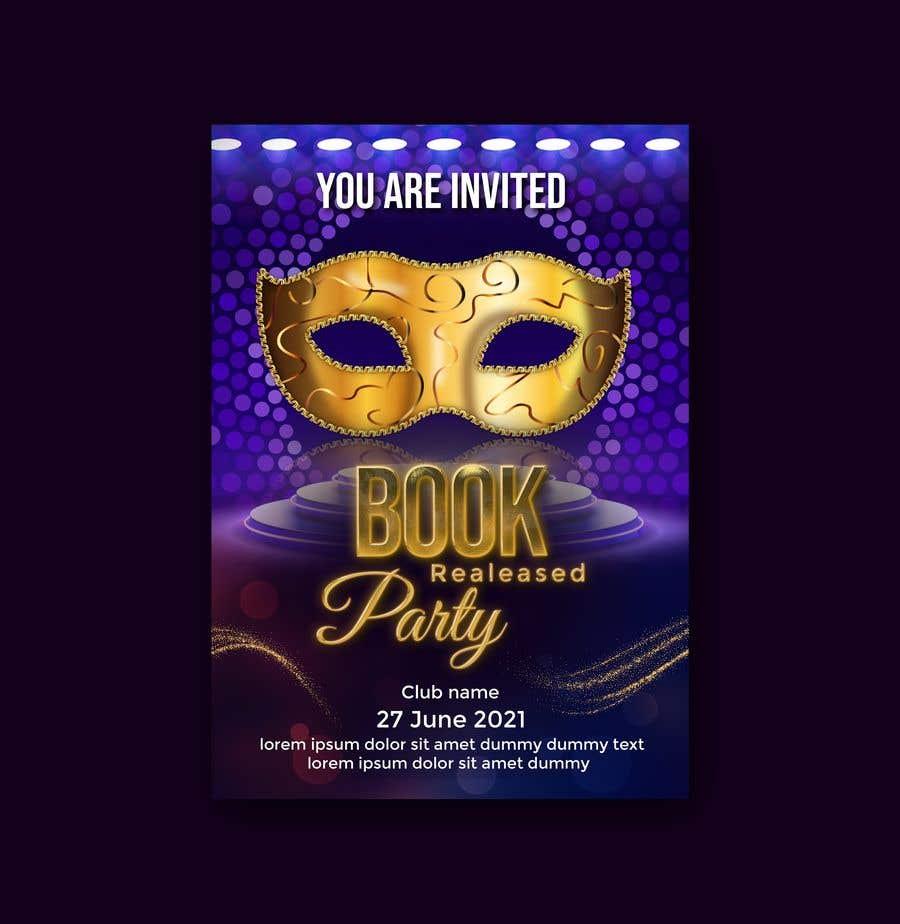 Inscrição nº                                         20                                      do Concurso para                                         Electronic party invitations