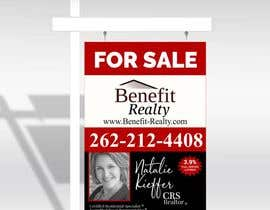 #96 for Real Estate Sign Panel Design by ConceptGRAPHIC