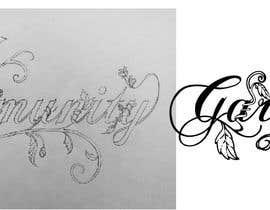 #129 for Embellished Calligraphy Graphic af saiyaneia