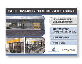 #36 for Design A Construction Project Billboard af imranislamanik