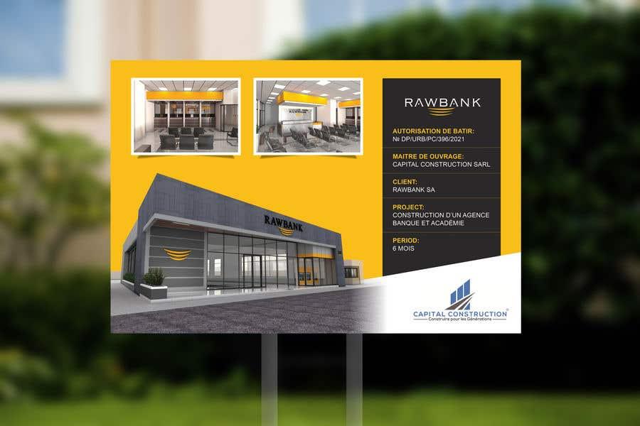 Konkurrenceindlæg #                                        15                                      for                                         Design A Construction Project Billboard