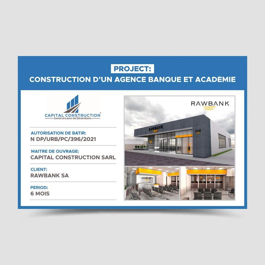 Bài tham dự cuộc thi #                                        25                                      cho                                         Design A Construction Project Billboard