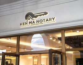 Nro 121 kilpailuun design a logo  for notary public firm, this firm mainly deal with realty käyttäjältä nabilanur7827