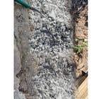 Photoshop Kilpailutyö #6 kilpailuun chalk at base of dug footings