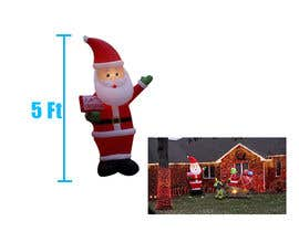 #29 for Blow Up Inflatable Outdoor Christmas Santa Claus and the Grinch by Raiyan98