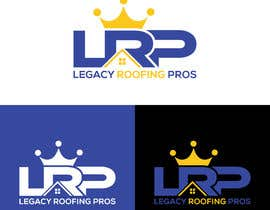 #125 for Design Our Logo - Legacy Roofing Pros af DesignerRI