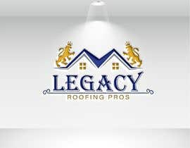 #1443 for Design Our Logo - Legacy Roofing Pros af asif5745
