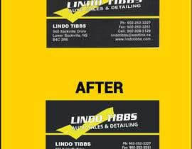 Nro 11 kilpailuun vectorize the decal and remake the business card käyttäjältä GDesignerShihab