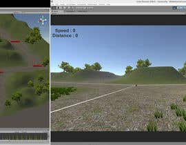 vw8325023vw tarafından Write some Software for Unity 3D that provides path selection için no 7