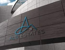 #365 cho Creat a logo incorporating my business name ALG Estates bởi mstalza323