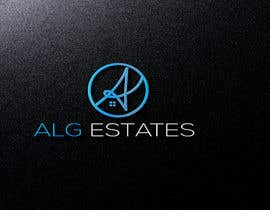 #427 cho Creat a logo incorporating my business name ALG Estates bởi debosmita29