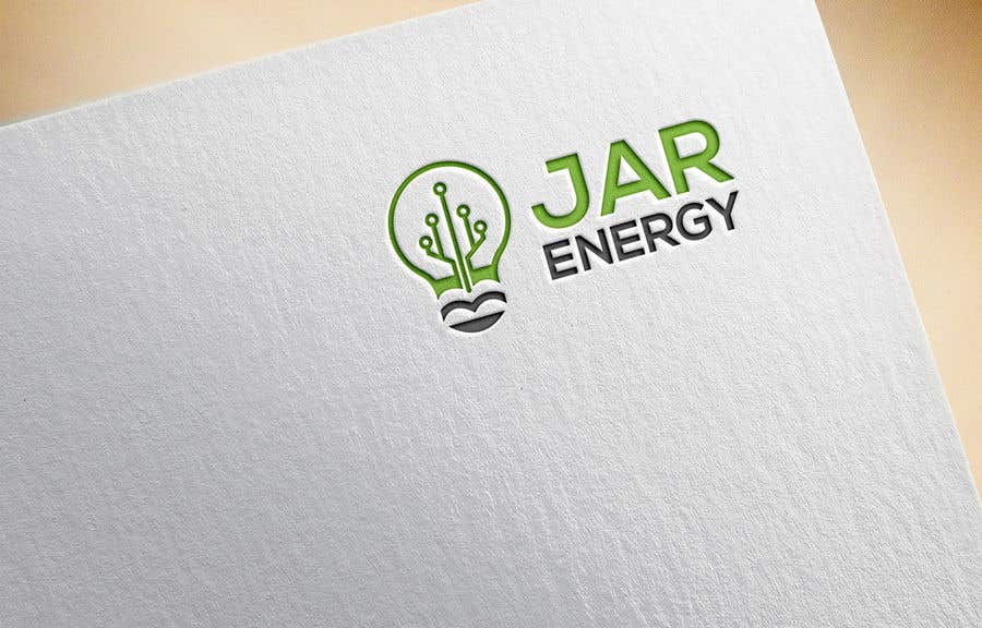 Penyertaan Peraduan #                                        1017                                      untuk                                         JAR Energy Logo and Brand Kit