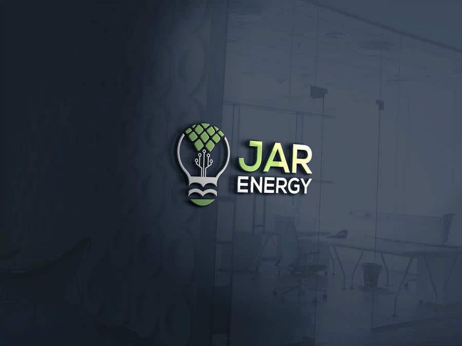Penyertaan Peraduan #                                        1043                                      untuk                                         JAR Energy Logo and Brand Kit