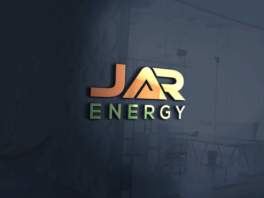 Penyertaan Peraduan #                                        1216                                      untuk                                         JAR Energy Logo and Brand Kit
