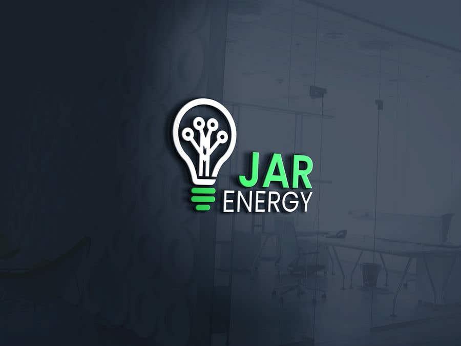 Penyertaan Peraduan #                                        1074                                      untuk                                         JAR Energy Logo and Brand Kit